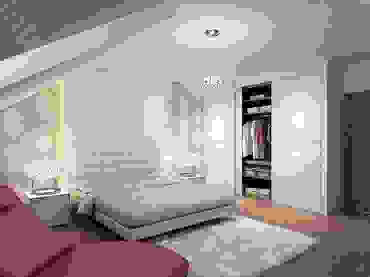 Bedroom by Intellio designers