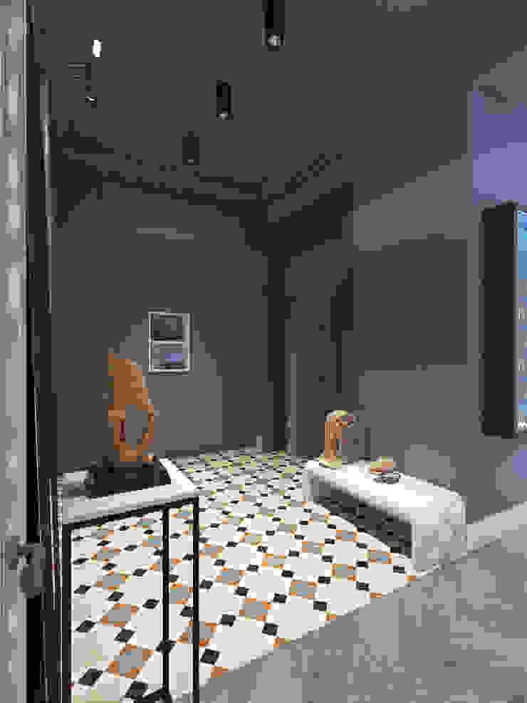 Ingresso, Corridoio & Scale in stile scandinavo di Котова Ольга Scandinavo