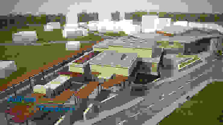 Şile Belediyesi Kültür Merkezi Projesi Asyatik Evler Adres Tasarım Asyatik