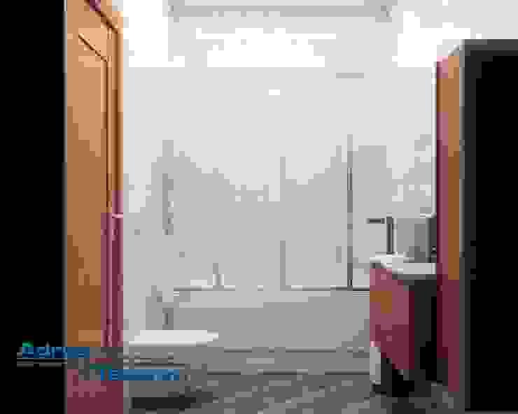 Maziland Eklektik Banyo Adres Tasarım Eklektik