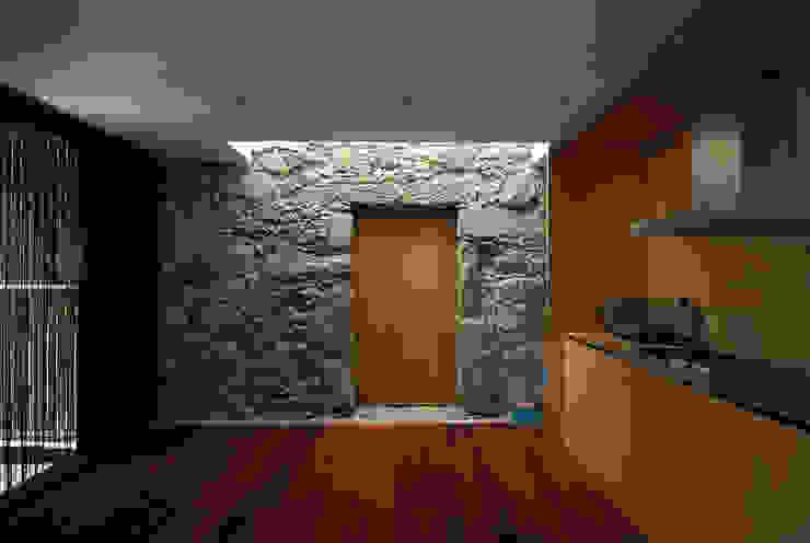 casa em ponte de lima Janelas e portas rústicas por armazenar ideias arquitectos Rústico