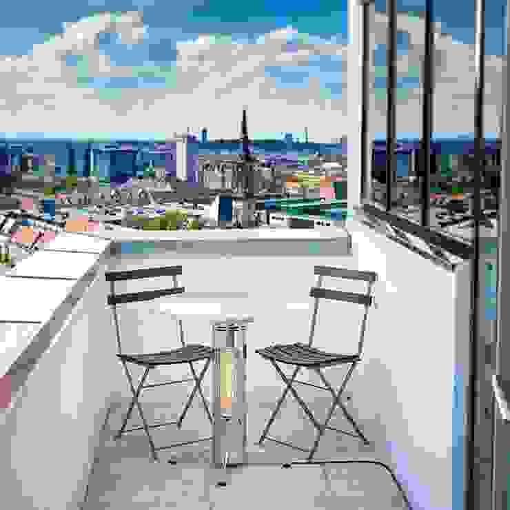 Table chauffante professionnelle VIREOO par Batiwiz SAS Moderne Fer / Acier