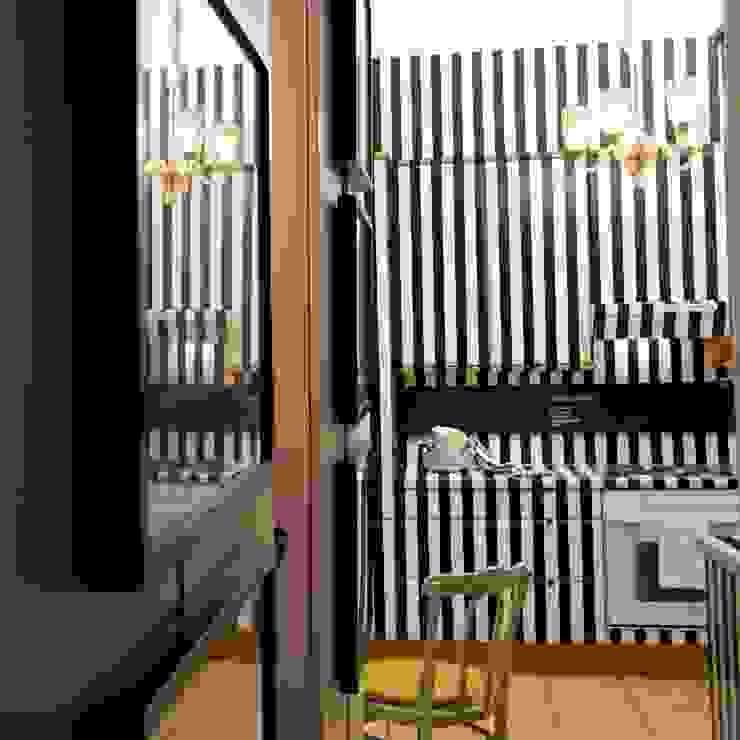 Apartment Wien Naschmarkt Ausgefallene Küchen von Christian Hantschel Interior Design Ausgefallen