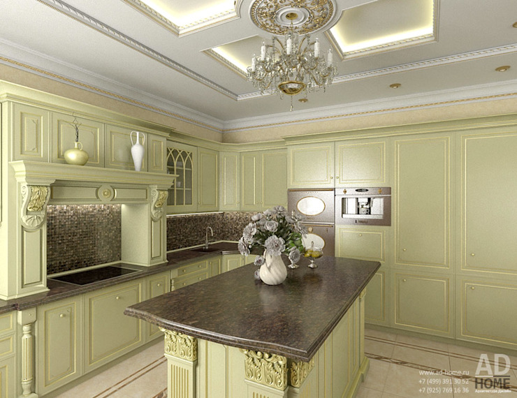 Kitchen by Ad-home