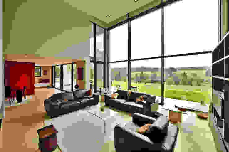 Modern living room by Jean Bodart Architecte Modern