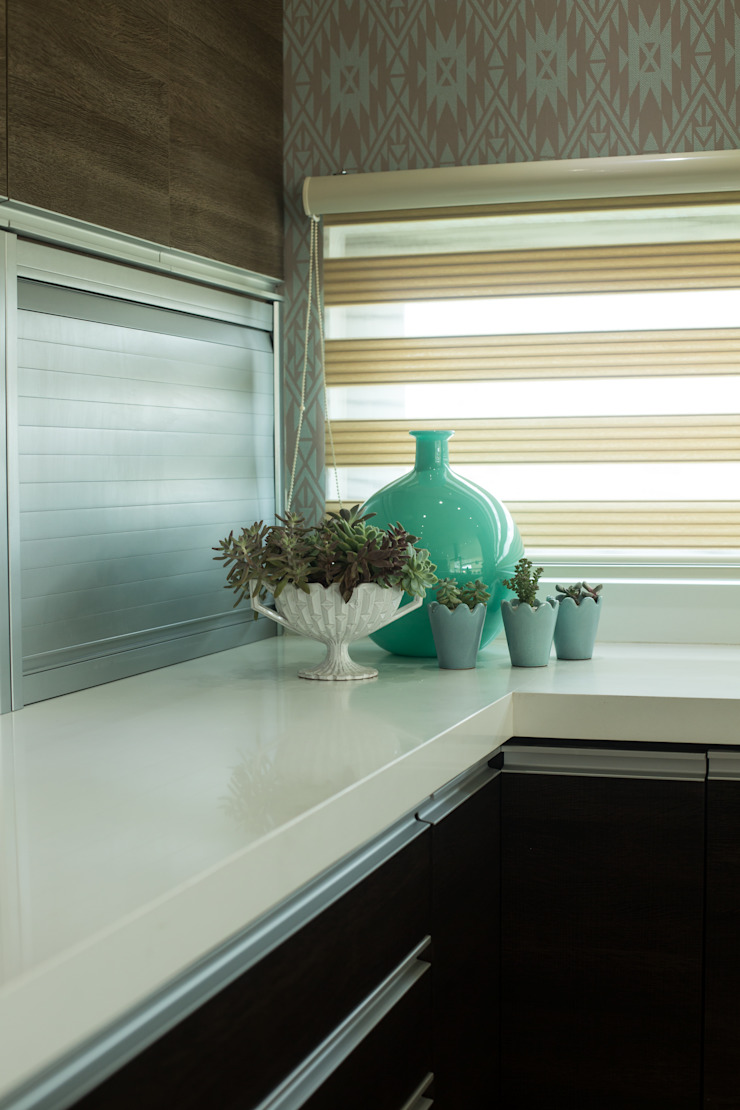 Decoración en cocina. Cocinas modernas de Dovela Interiorismo Moderno