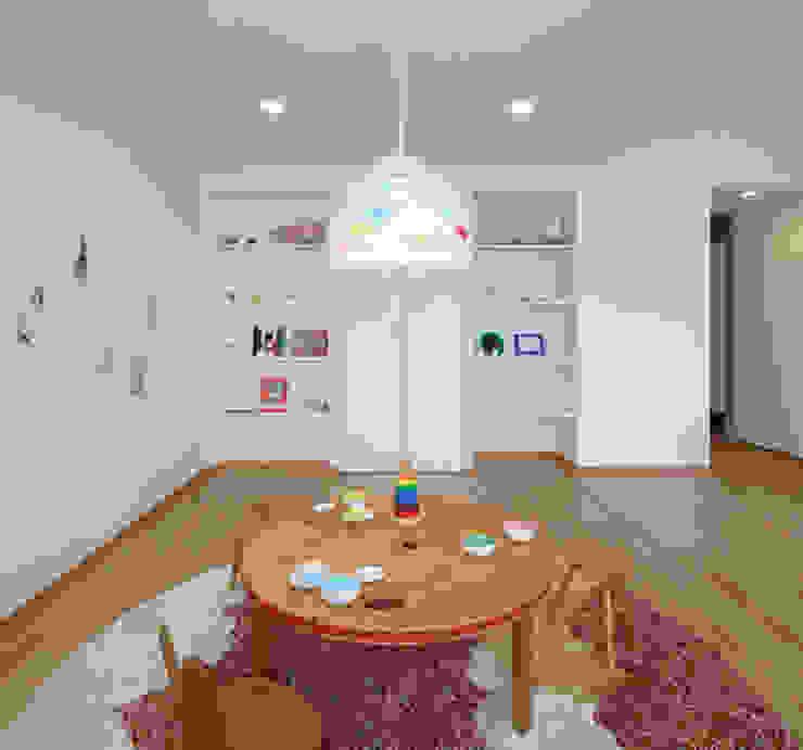 リアージュつくば春日 モダンデザインの 子供部屋 の 一級建築士事務所あとりえ モダン