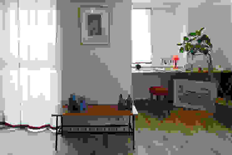 リアージュつくば春日 モダンデザインの 書斎 の 一級建築士事務所あとりえ モダン