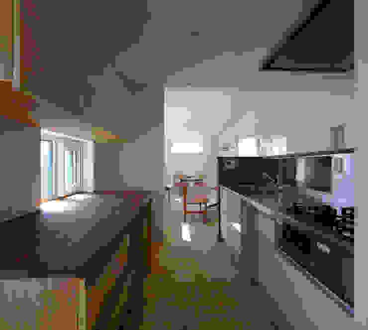 家具屋の家 モダンな キッチン の 一級建築士事務所あとりえ モダン
