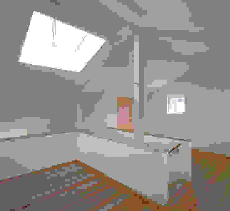 家具屋の家 モダンスタイルの 玄関&廊下&階段 の 一級建築士事務所あとりえ モダン