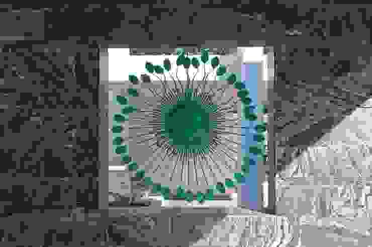 NP Villa Modern houses by Atelier Design N Domain Modern