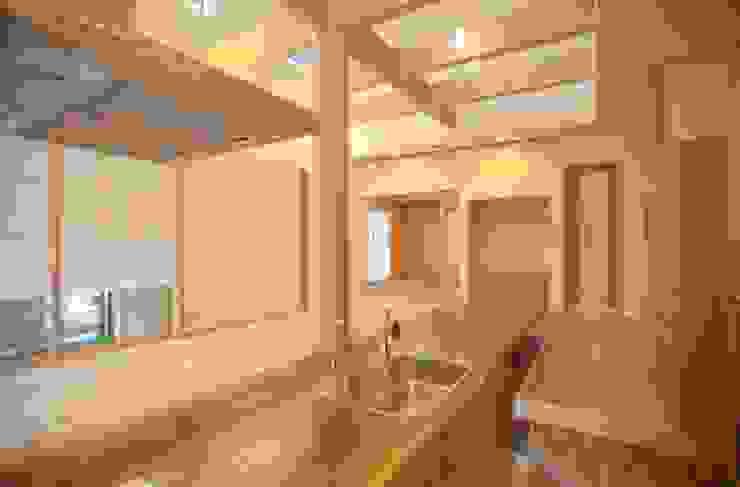 木造りのキッチン 和風の キッチン の 優設計事務所 和風