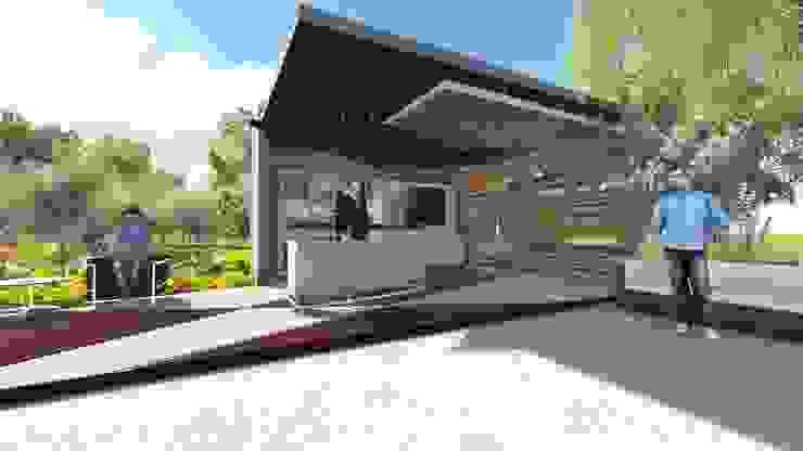 Diseño Arquitectónico de un Parador Turístico de Arq. Miguel Garrido