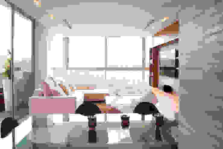 Modern Oturma Odası VODO Arquitectos Modern