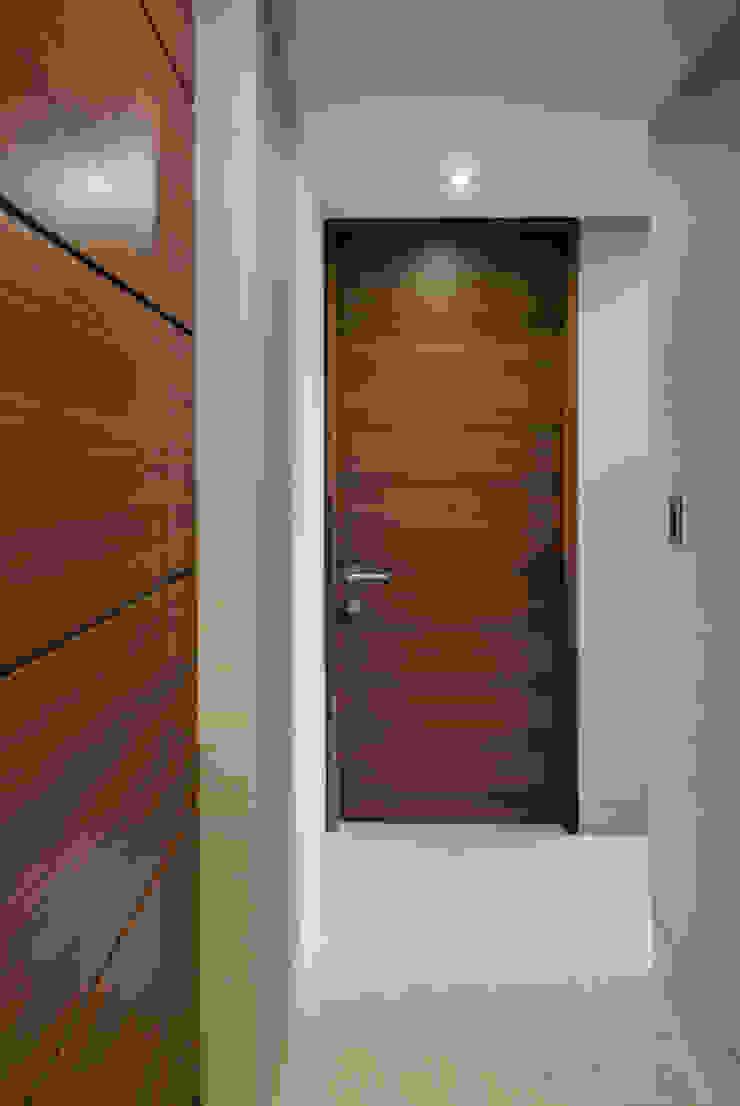 Modern Koridor, Hol & Merdivenler VODO Arquitectos Modern