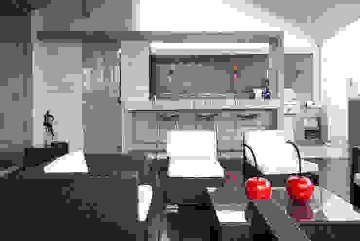 PH Altozano Balcones y terrazas de estilo moderno de VODO Arquitectos Moderno