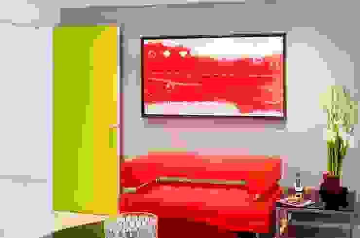 Modern Living Room by Belhogar Diseños, C.A. Modern