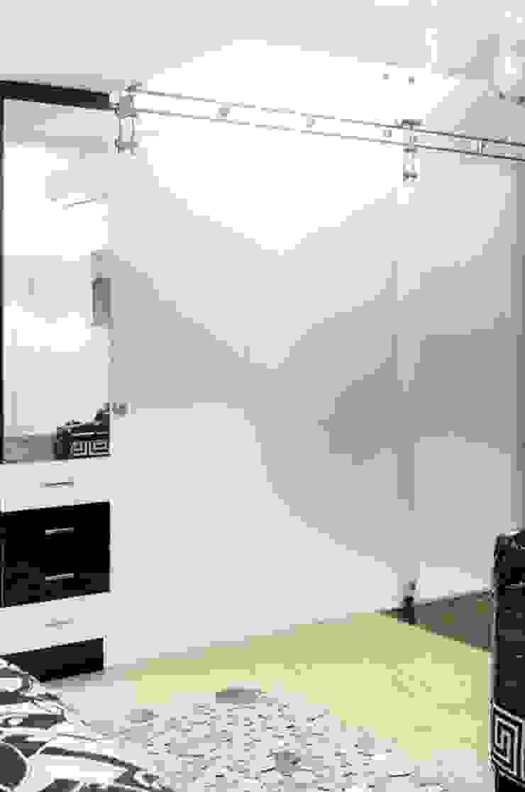 Remodelación de apartamento Belhogar Diseños, C.A. Paredes y pisos de estilo clásico