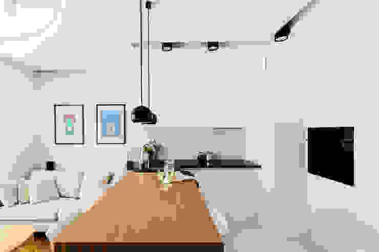 Dapur Minimalis Oleh Ayuko Studio Minimalis Kayu Wood effect