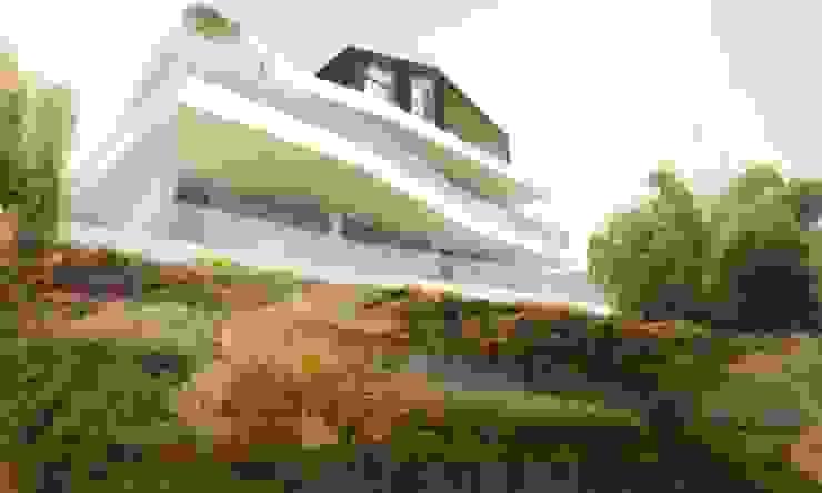 casa icabarú de adjkm colectvo de arquitectos