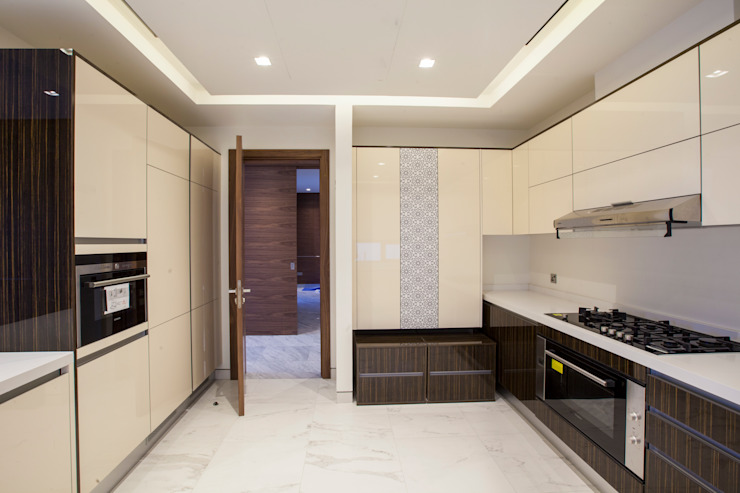 Kitchen by MOB, Modern