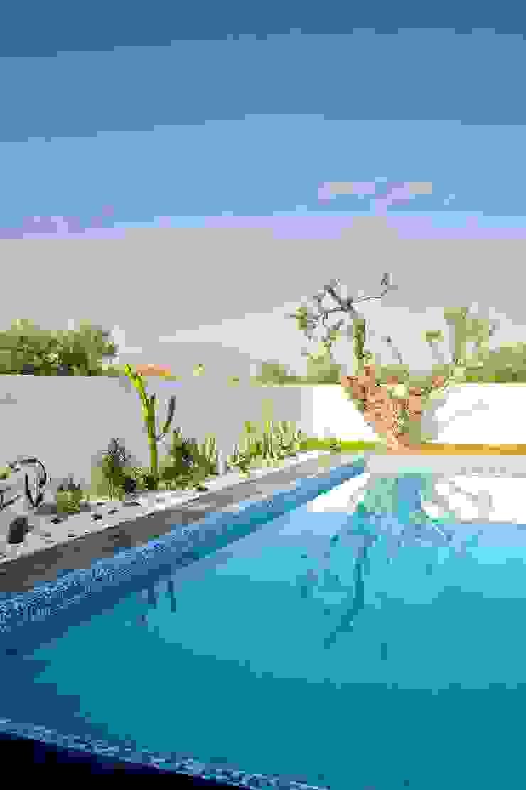 Sánchez-Matamoros | Arquitecto Pool Stone White
