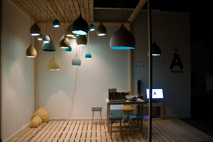 Avocadopapaer 客廳照明
