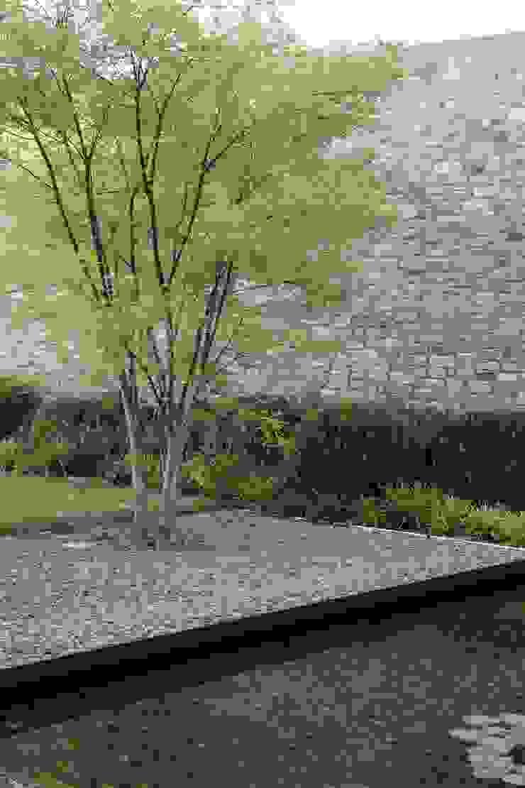 Luc Spits Architecture Modern Garden