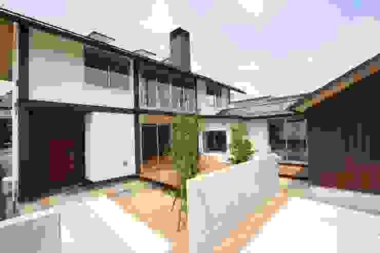 外真壁造 日本家屋・アジアの家 の 遠藤知世吉・建築設計工房 和風