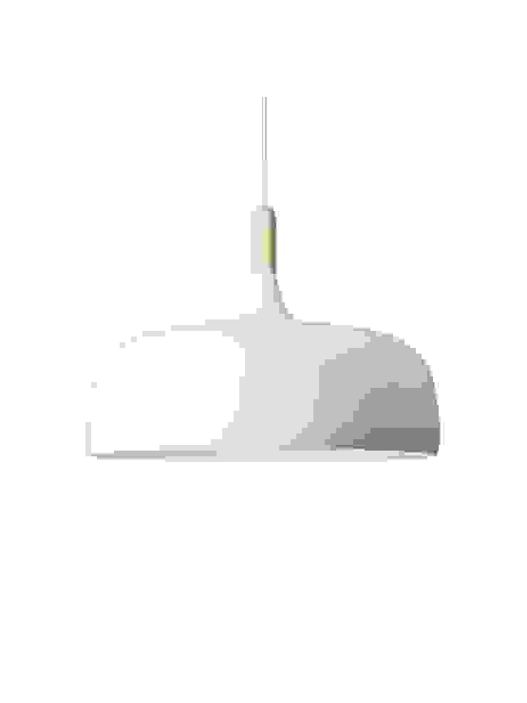 NORTHERN LIGHTING Acorn Weiß von Designort Skandinavisch Aluminium/Zink