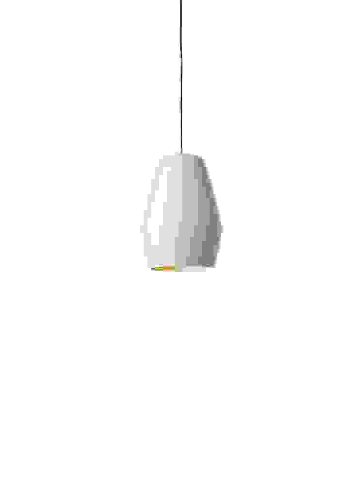 NORTHERN LIGHTING Bell Blau von Designort Skandinavisch Porzellan