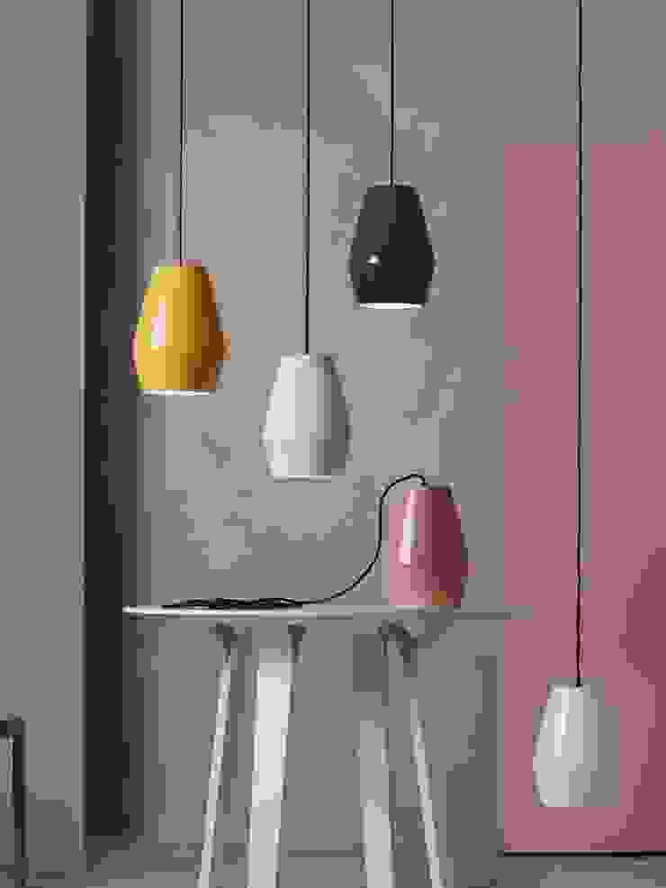 NORTHERN LIGHTING Bell von Designort Skandinavisch Porzellan