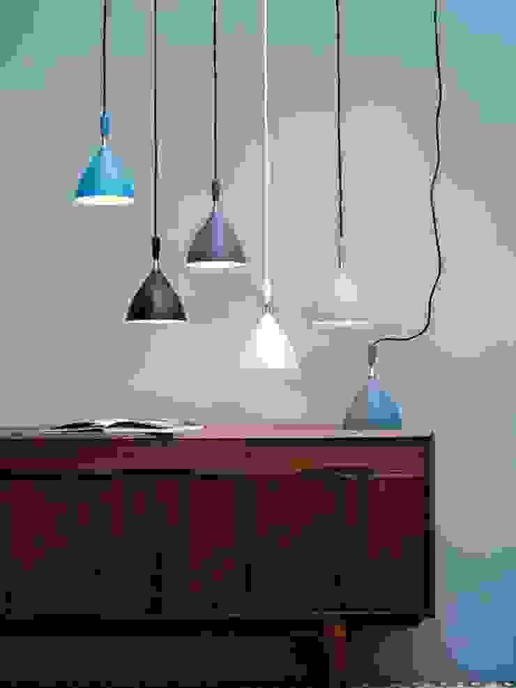 NORTHERN LIGHTING Dokka von Designort Skandinavisch Aluminium/Zink