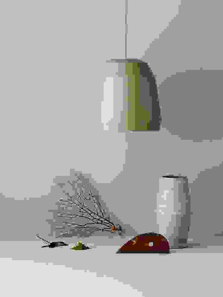 LIGHTYEARS Mingus P1 Grün von Designort Skandinavisch Aluminium/Zink