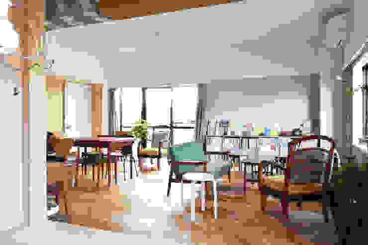 石川台のアパート の MoY architects | 山本基揮建築設計