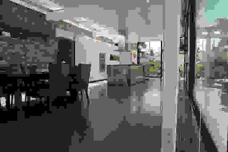 Luc Spits Architecture Modern kitchen
