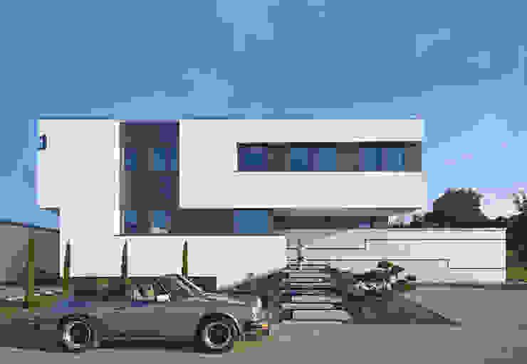 Maisons modernes par LEE+MIR Moderne