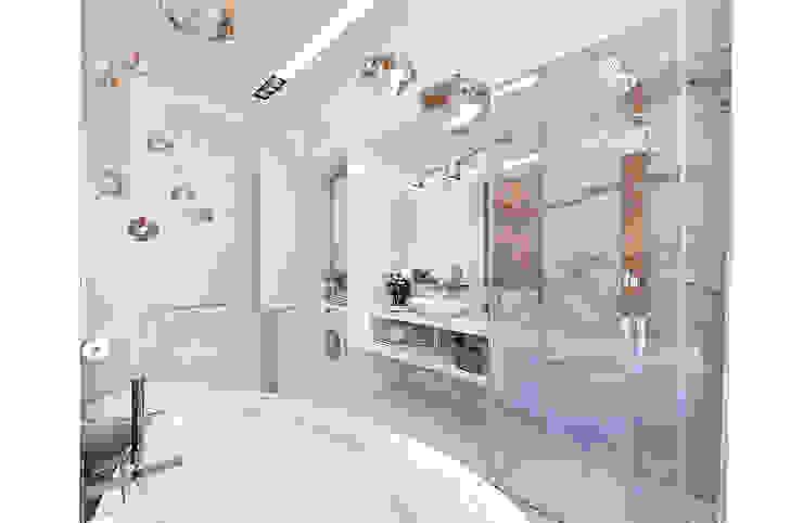 1+1 studio 浴室