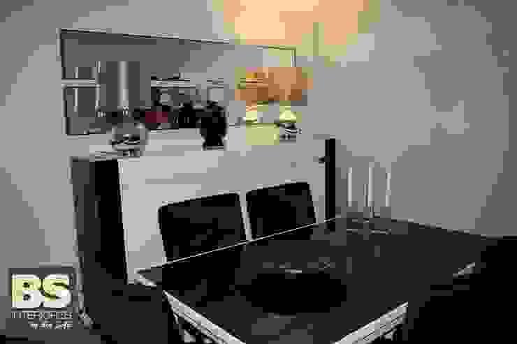 Sala de Estar/Jantar Prestígio por BS Interiores Moderno