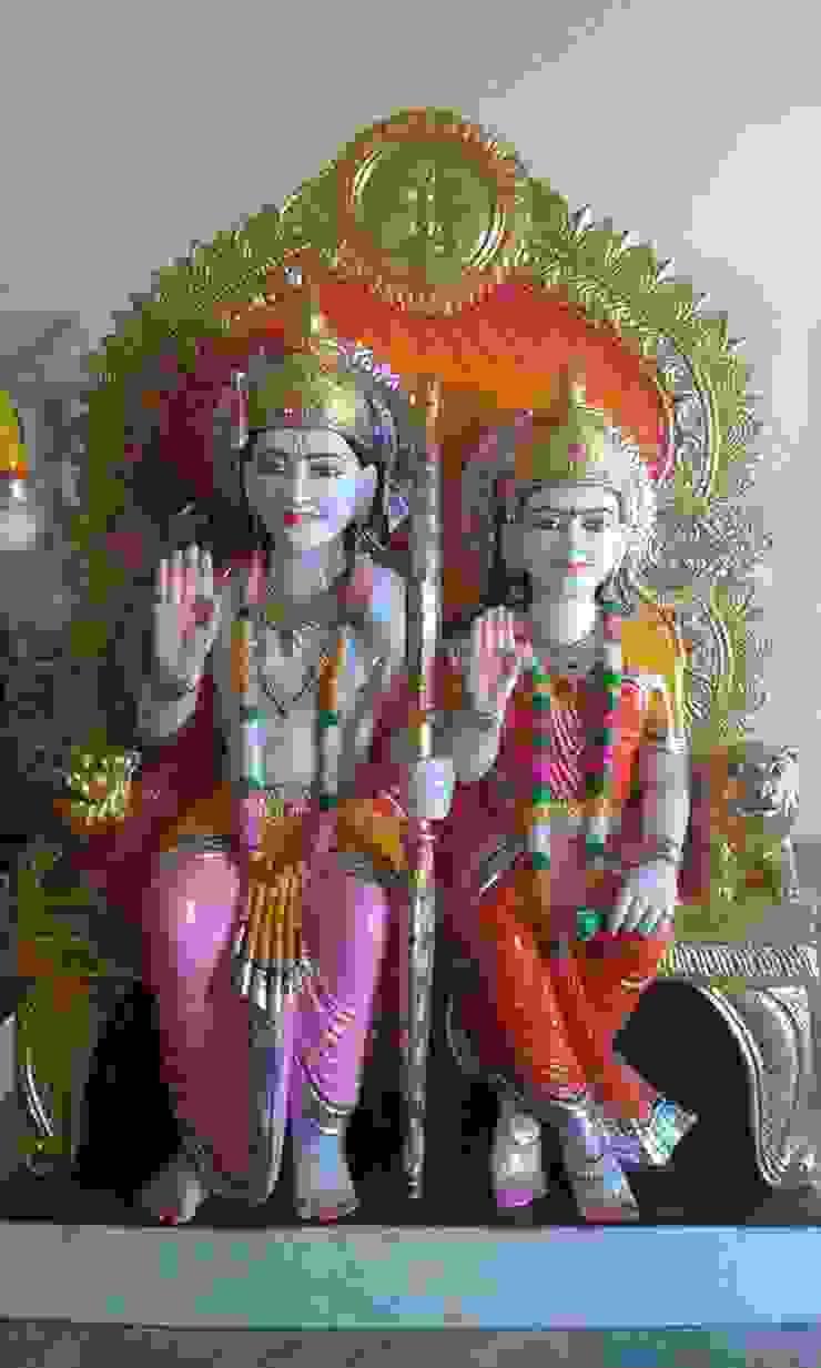 Shri Ram Sita: asian  by Vinod Murti Museum,Asian Marble