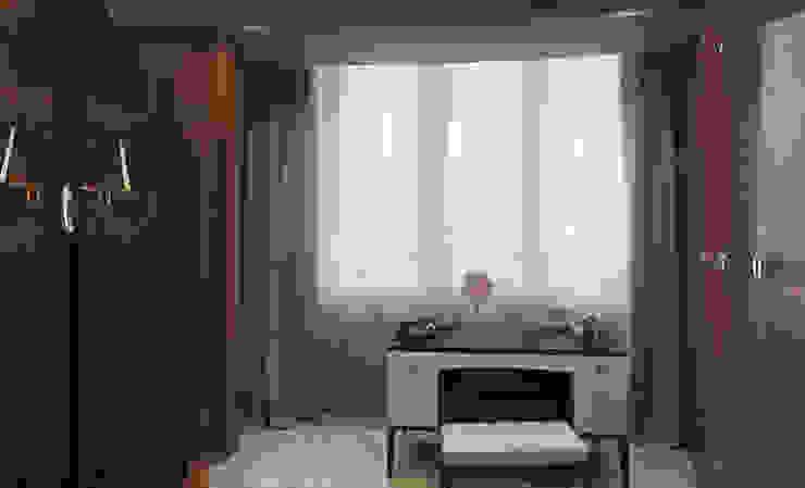 Апартаменты с видом на канал имени Москвы Гардеробная в стиле минимализм от Архитектор-дизайнер интерьеров Минимализм