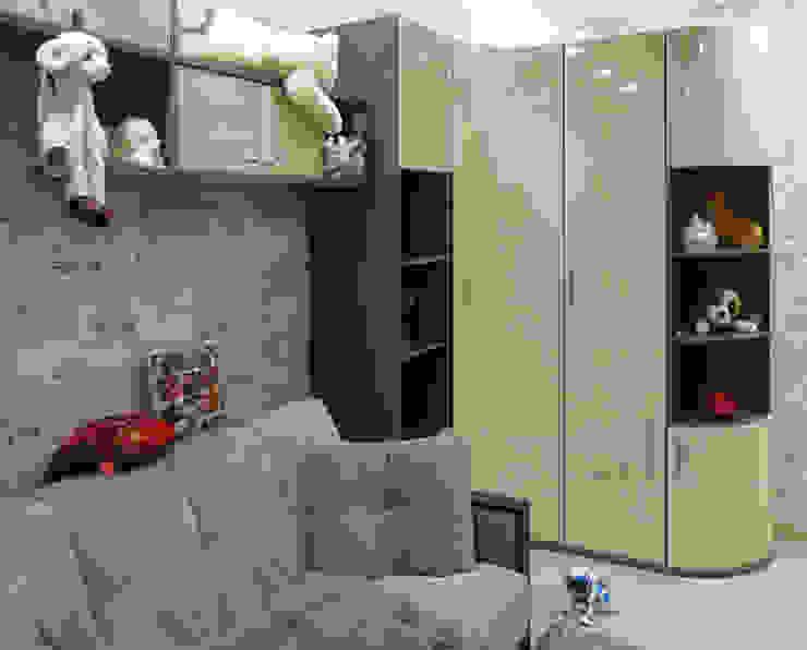 Квартира 95 кв.м. в ЖК Московский. Детская комнатa в классическом стиле от Архитектурно-дизайнерская компания Сергея Саргина Классический