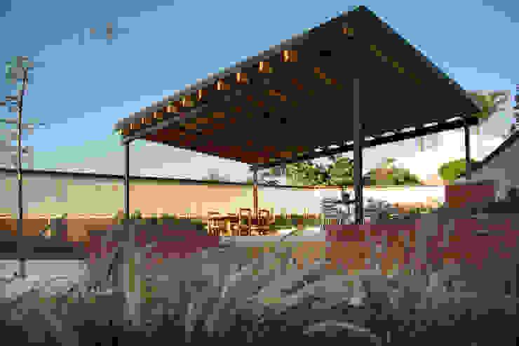 Región 4 Arquitectura Minimalistischer Garten