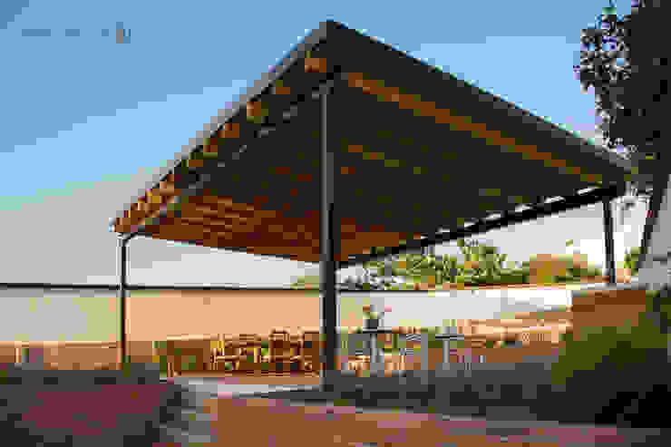 Jardines de estilo  por Región 4 Arquitectura, Minimalista