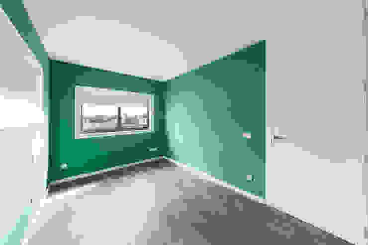 AD+ arquitectura Teen bedroom Ceramic Green