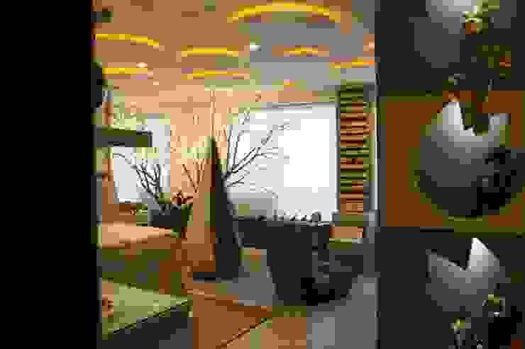 Modern style bedroom by casulo arquitetura design Modern