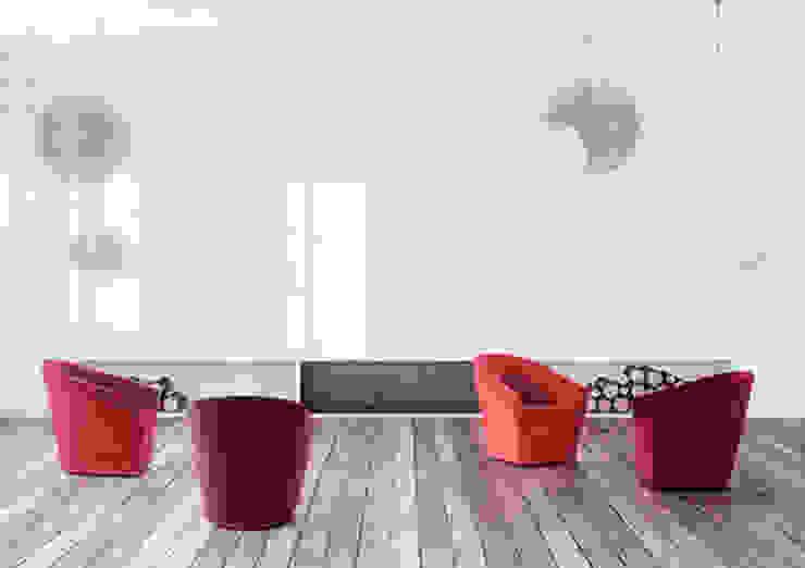 Opalina - Grassoler de Riviera Moderno Textil Ámbar/Dorado