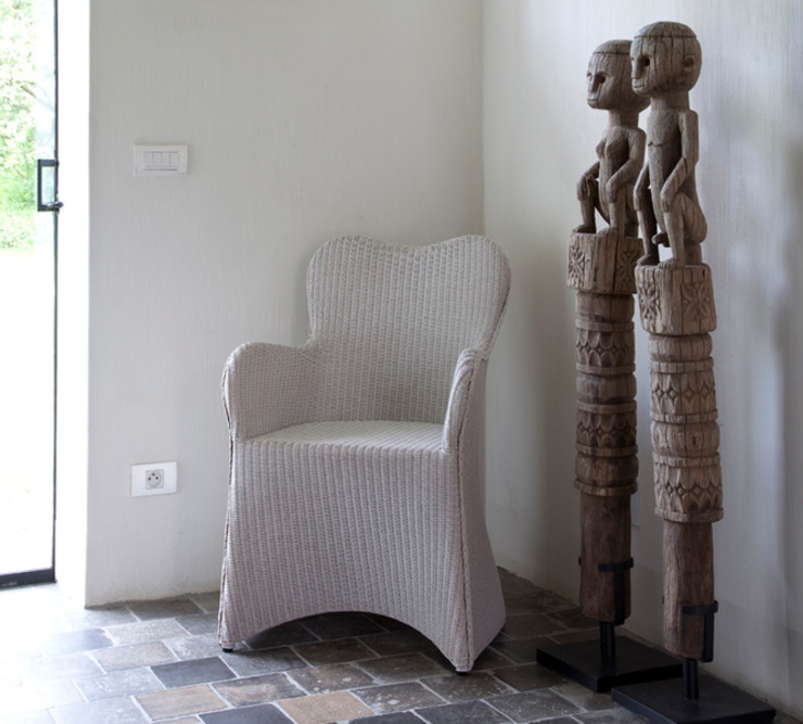 VINCENT SHEPPARD - BUTTERFLY Viva Lagoon Ltd Living roomSofas & armchairs Natural Fibre Grey