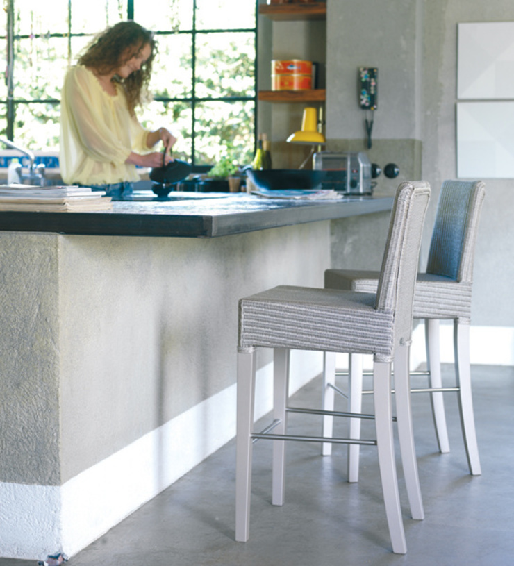 Lloyd Loom Furniture Viva Lagoon Ltd KitchenTables & chairs Rattan/Wicker Grey