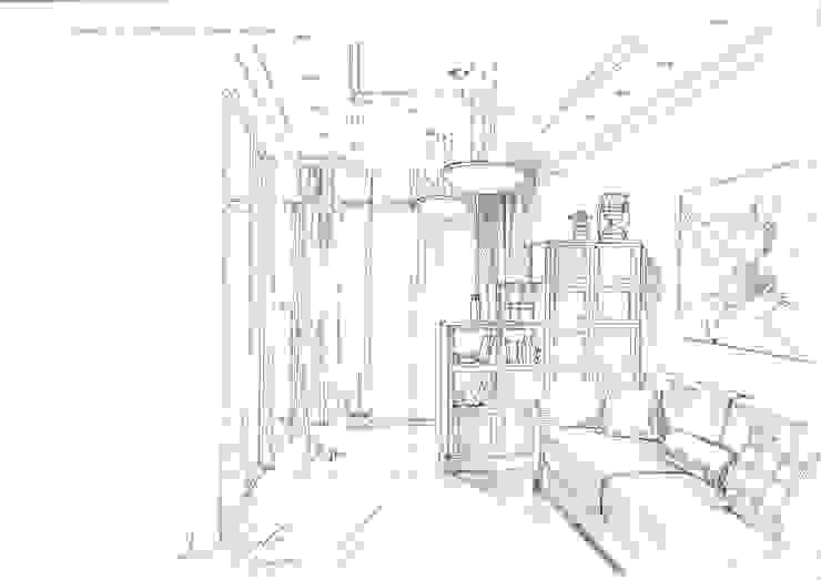 Classic style nursery/kids room by Архитектурно-дизайнерская компания Сергея Саргина Classic